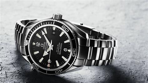 Watches & Cars Omega Seamaster