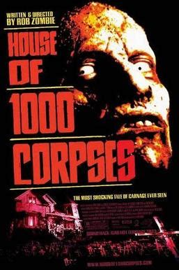 Cast Of House Of 1000 Corpses by House Of 1000 Corpses