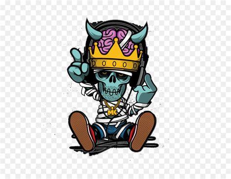 hip hop cartoon rapper graffiti illustration hip hop