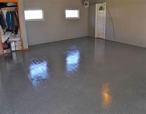 Rust oleum epoxyshield garage floor coating taraba home for Rustoleum epoxy floor paint reviews