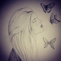 Butterfly Drawing Tumblr