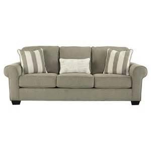 baveria queen sofa sleeper fog signature design by