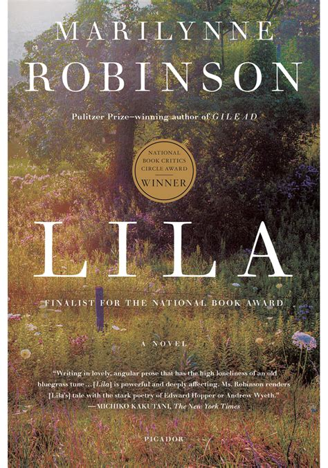 award winning books  lila