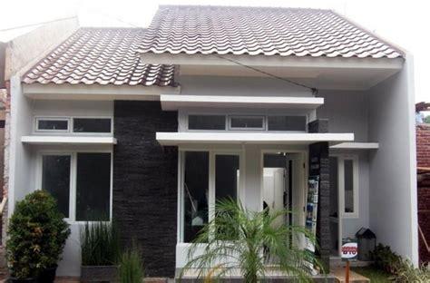 terpopuler  type  desain rumah modern