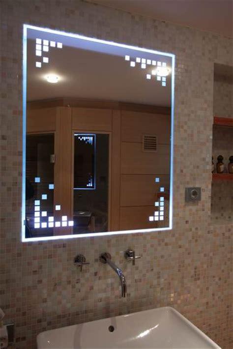 badspiegel led hinterleuchtet ultimativer badspiegel mit led 180 s hinterleuchtet