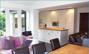 Kitchen Extensions Edinburgh From Ideal