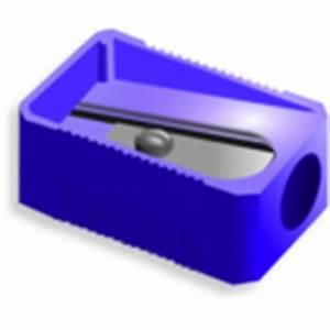 Color Wheel of Pencil Sharpener clipart