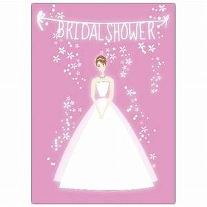 bride pink bridal shower invitations paperstyle With wedding shower evites