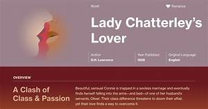 Lady Chatterley U0026 39 S Lover Chapter 10 Summary