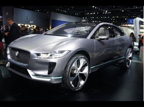 jaguar  pace electric suv walk  video cleantechnica