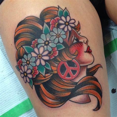 Hippy Tattoo Designs hippie tattoos 640 x 640 · jpeg