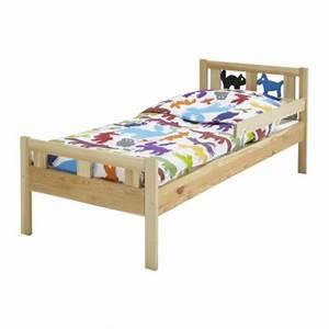 Lit Voiture Ikea : cadre de lit sommier lattes kritter ikea avis ~ Teatrodelosmanantiales.com Idées de Décoration