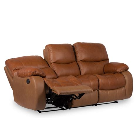 3 seater sofa with 2 recliner actions leather recliner sofa 3 seater louisa coffee price 828