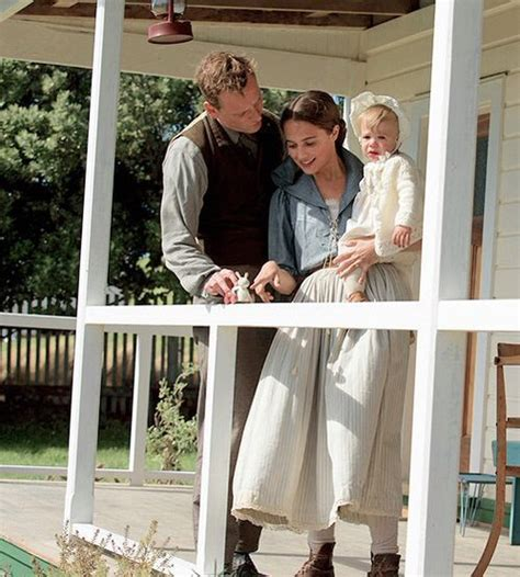 the light between two oceans michael fassbender in light between oceans photo
