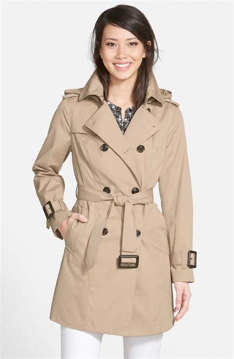 The Top Trench Coats For Spring 2017 In Every Style, Color