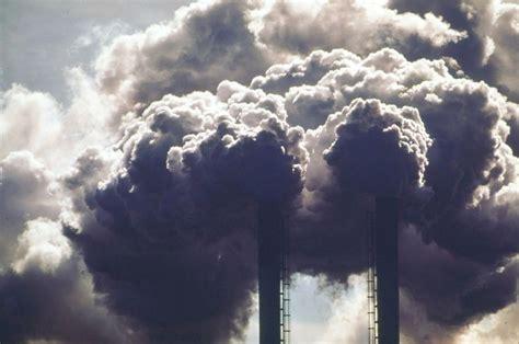 remember  factory smoke stacks belching pollution