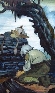 Magnificent Pinocchio concept painting for sale | Cinéma ...