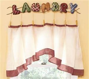 Laundry room curtain rod valance country decor new ebay for Country laundry room curtains