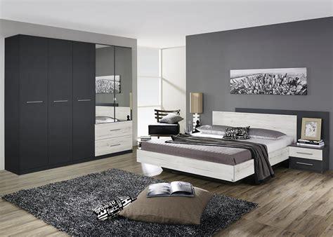 armoire contemporaine 5 portes 2 tiroirs ch 234 ne clair gris