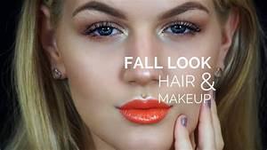 Herbst Make Up : herbstlook 2017 herbst make up 2017 herbst frisuren ~ Watch28wear.com Haus und Dekorationen