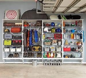 20, Diy, Garage, Shelves, To, Meet, Your, Storage, Needs, U2013, Home, And, Gardening, Ideas