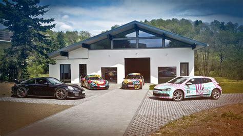 Ring Garage Clubhouse Nürburgring  Architekten Aachen