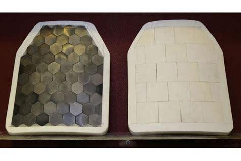 Body Armor Ballistic Ceramic Plate