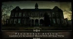 Halloween Attractions In Pa johnny thunder s midnite spook frolic pennhurst asylum