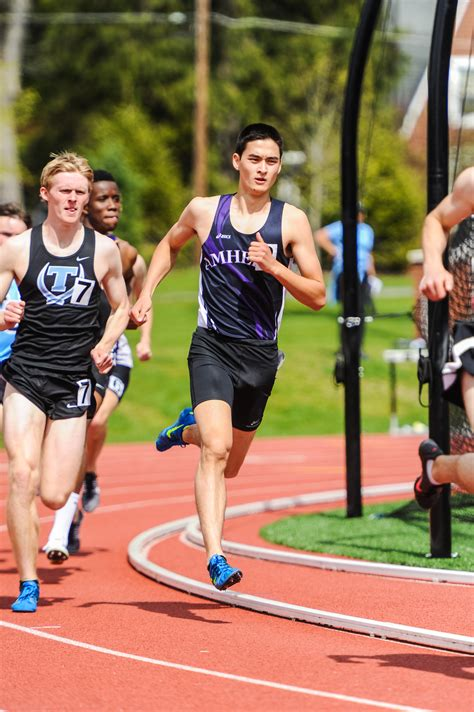 Men's Track and Field Closes Season with Strong Showing at ...