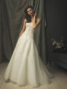 ivory crystals beaded tulle ball gown designer vintage With vintage designer wedding dresses