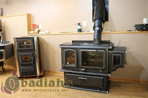 ja roby chief wood cook stove wside water reservoir