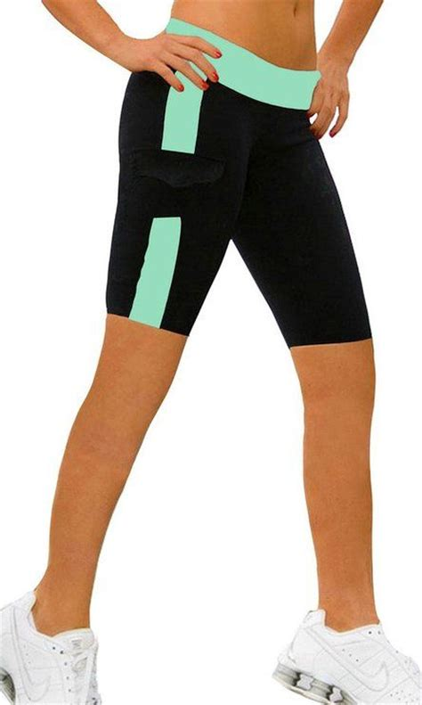 light blue workout leggings ilovesia women 39 s tights capri yoga running pants leggings