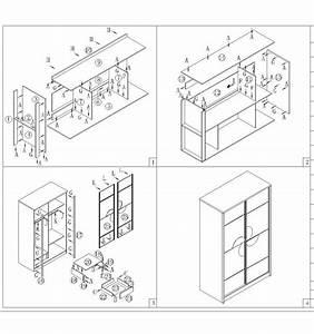 Comment Monter Une Porte Coulissante : comment monter armoire portes coulissantes la r ponse est sur ~ Melissatoandfro.com Idées de Décoration