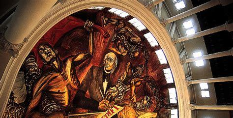 Jose Clemente Orozco Murales Palacio De Gobierno by Debate Im 193 Genes De Todo Mexico Ciudades Y Costumbres
