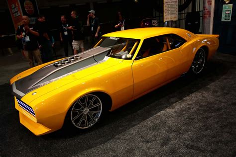 Muscle Cars, Hot Rods, And Customs