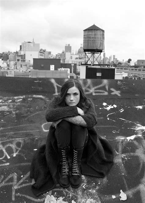grouper york klein magazine interview joey hair october george music