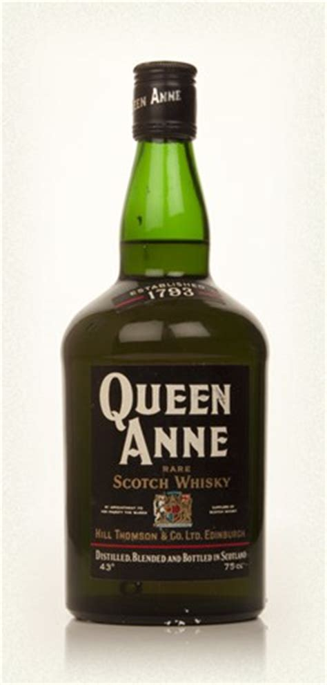 queen anne blended scotch whisky  liquor store