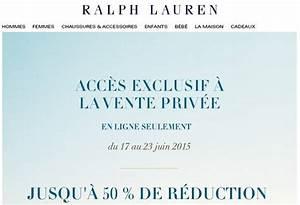 Ralph Lauren Soldes Privées : ralph lauren soldes privees ~ Melissatoandfro.com Idées de Décoration