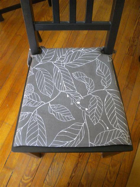 galettes pour chaises galette de chaise ikea