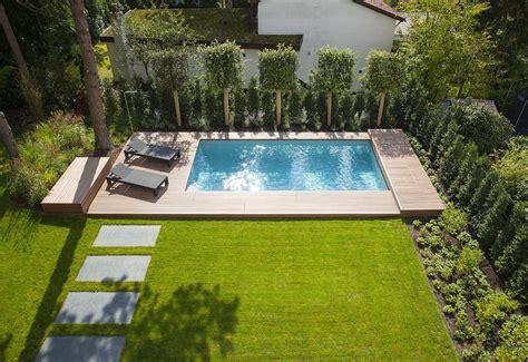 Pool Im Garten by Pool In Kleinem Garten Garten Pool F 252 R Kleinen Garten