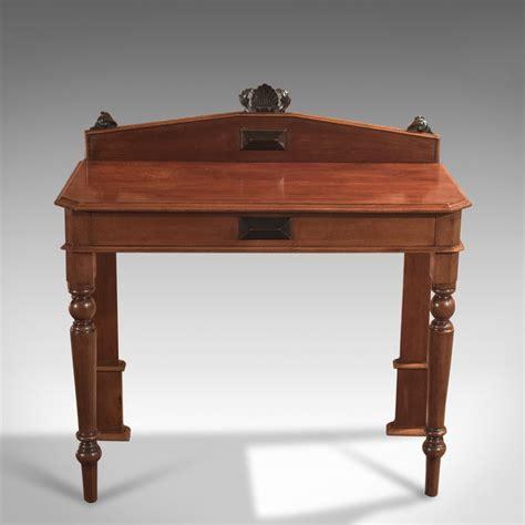 vintage console table antique console table scottish c 1850 3176