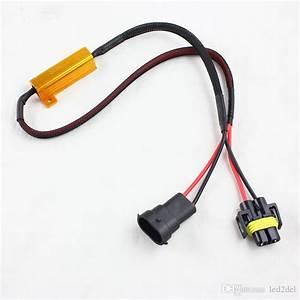 H8 H11 Led Drl Headlight Fog Light Canbus No Error 50w