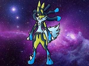 Shiny mega lucario! [Pokemon X] - YouTube