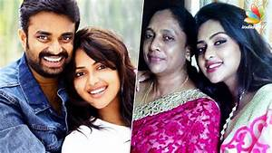 Amala Paul's mother was unhappy with marriage | Hot Tamil ...