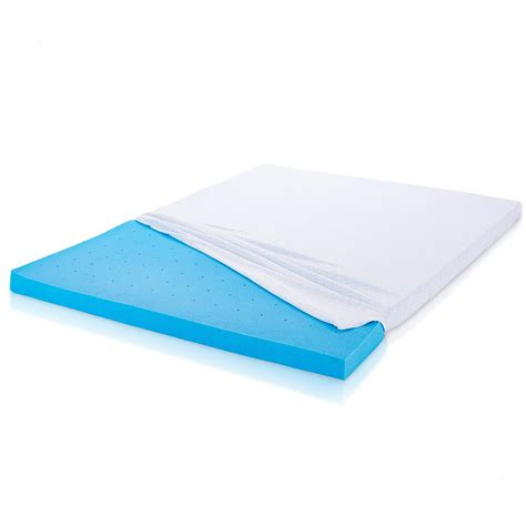 Best Nursery Bedding Sets by Viscosoft Premium Gel Infused Memory Foam Mattress Topper