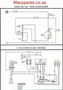 Wiring Diagrams   Tumble Driers   Macspares