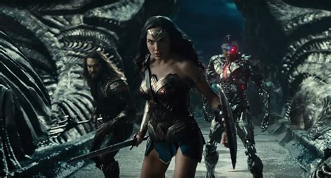 talk  justice league trailer collider