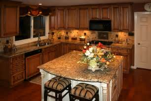 Kitchen Backsplash Ideas With Cabinets Cherry Kitchen Cabinets Backsplash Ideas 2017 Kitchen Design Ideas