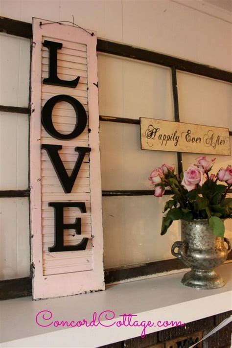 shabby chic diy decorating ideas 55 awesome shabby chic decor diy ideas projects 2017