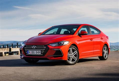 2017 hyundai elantra sr turbo sale in australia from 28 990 performancedrive